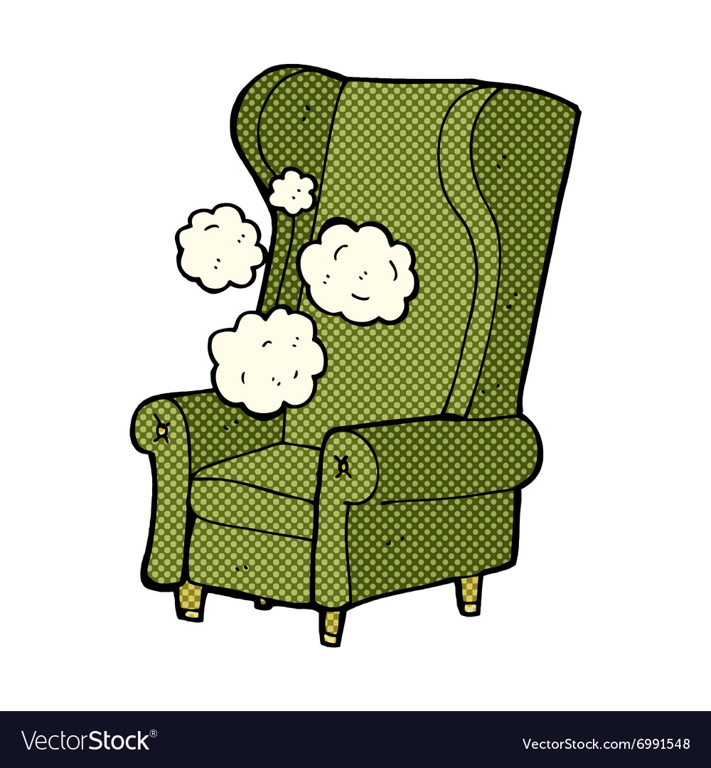 Admirable Comic Cartoon Old Chair Bralicious Painted Fabric Chair Ideas Braliciousco