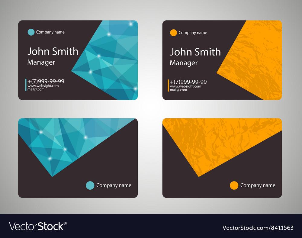 Modern Business-Card