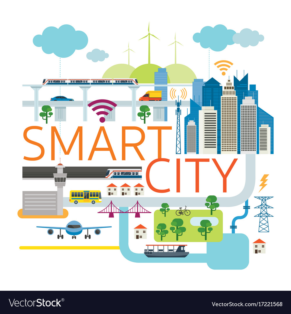 City pdf against the smart
