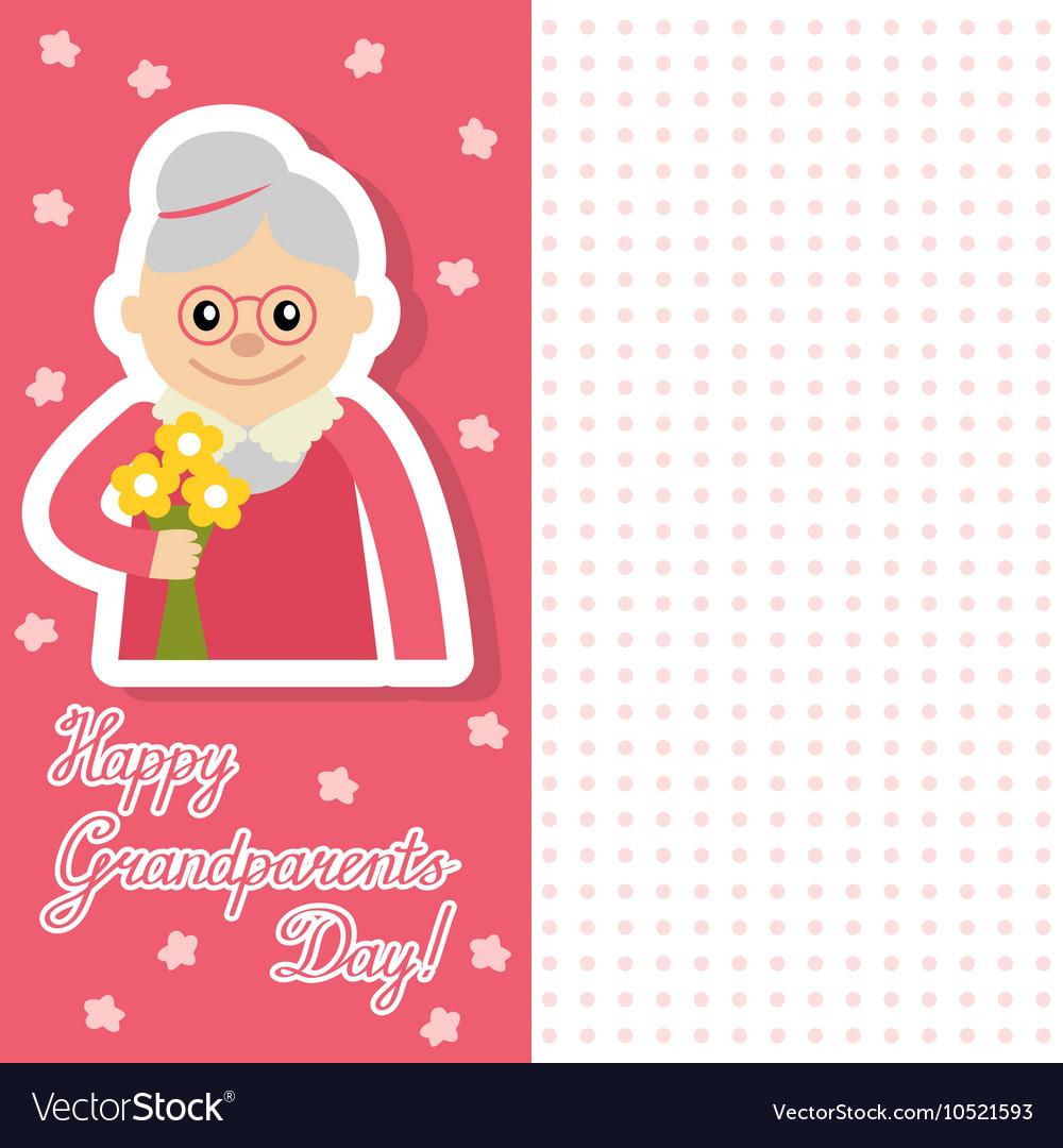 Счастливая бабуля открытки