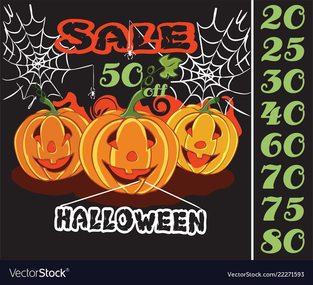 Halloween sale 21