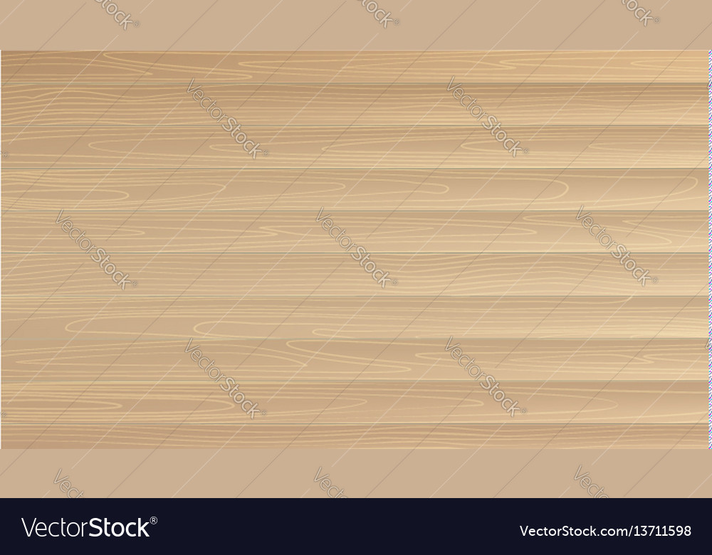 Background of wood planks with a pattern texture vector image