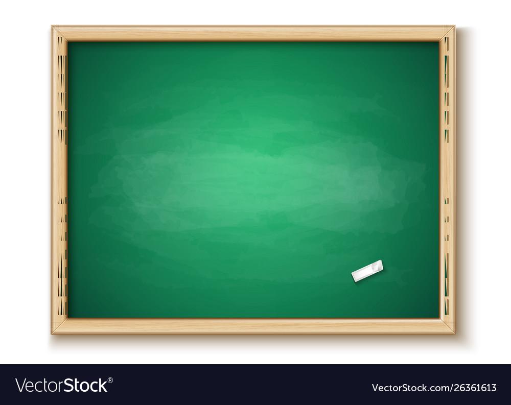 3d classroom chalkboard piece chalk