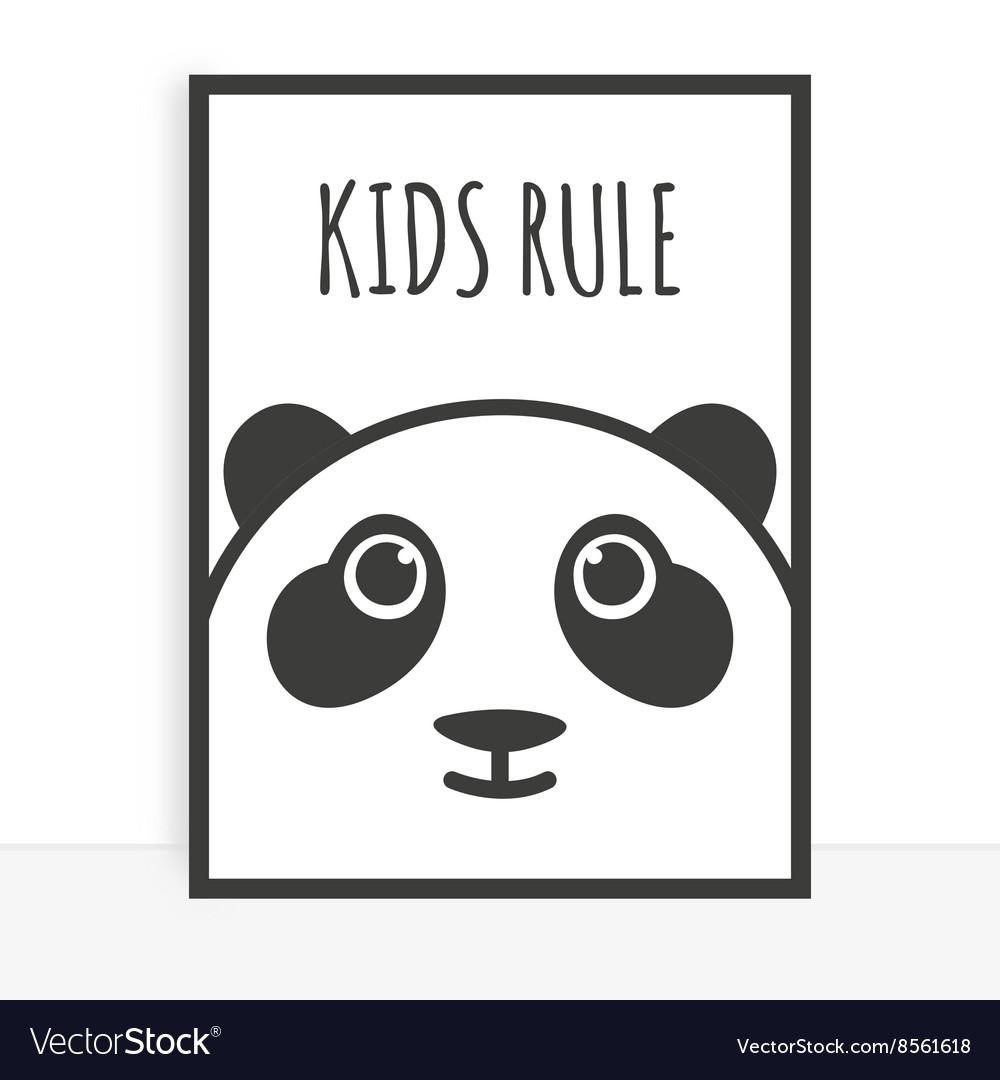 Cute poster