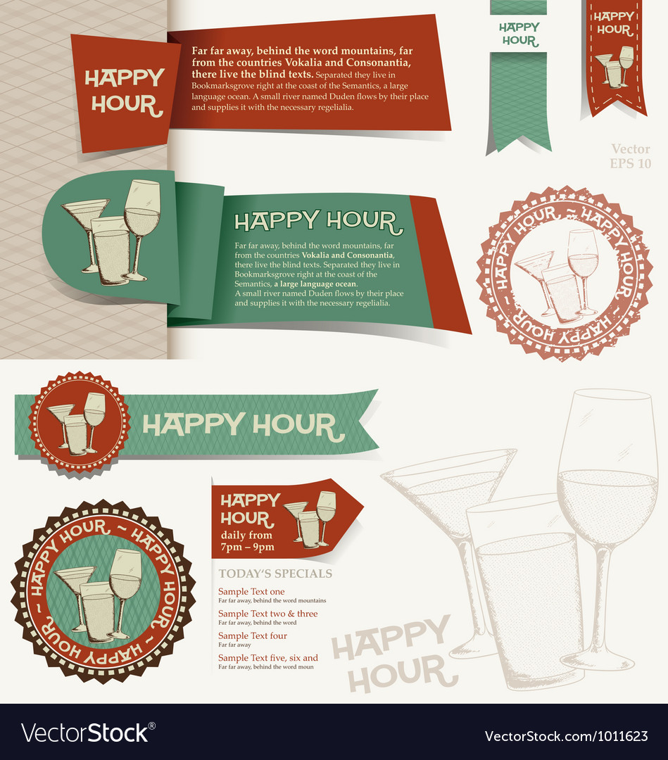 Happy Hour Collection