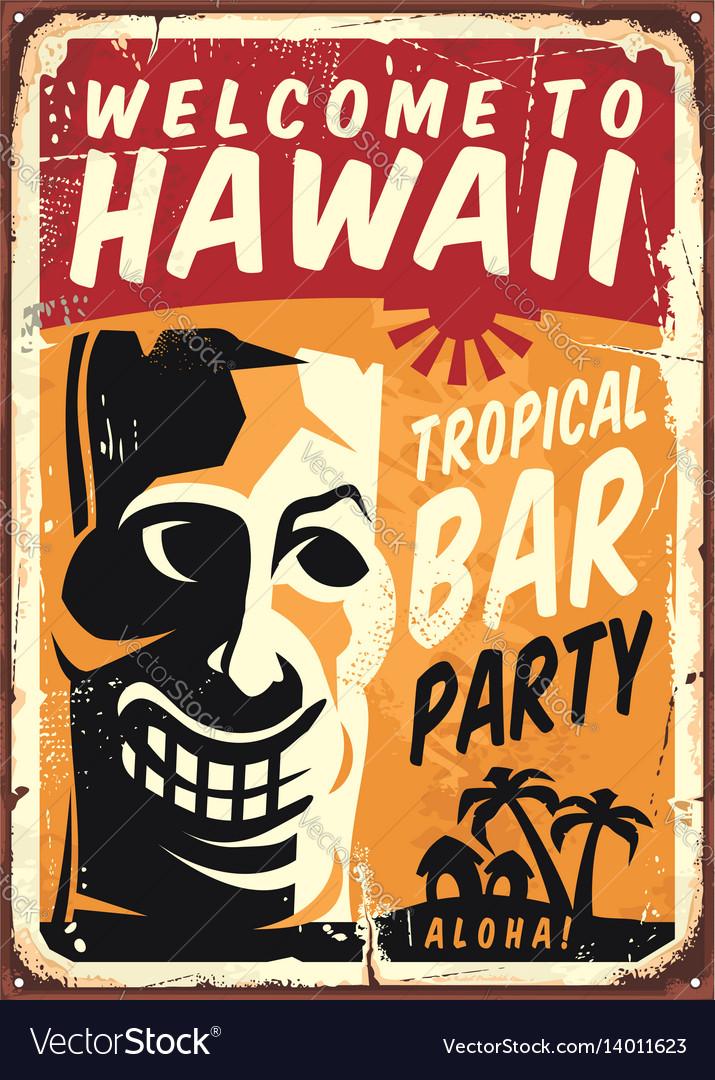 Welcome to hawaii