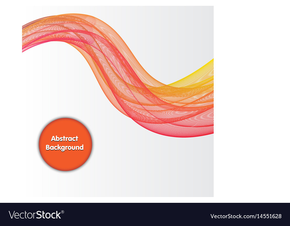 Spiral line abstract background