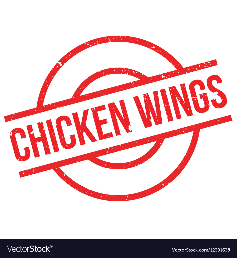 Vintage Chicken Fried Wings Vector Images 57 Wing Diagram