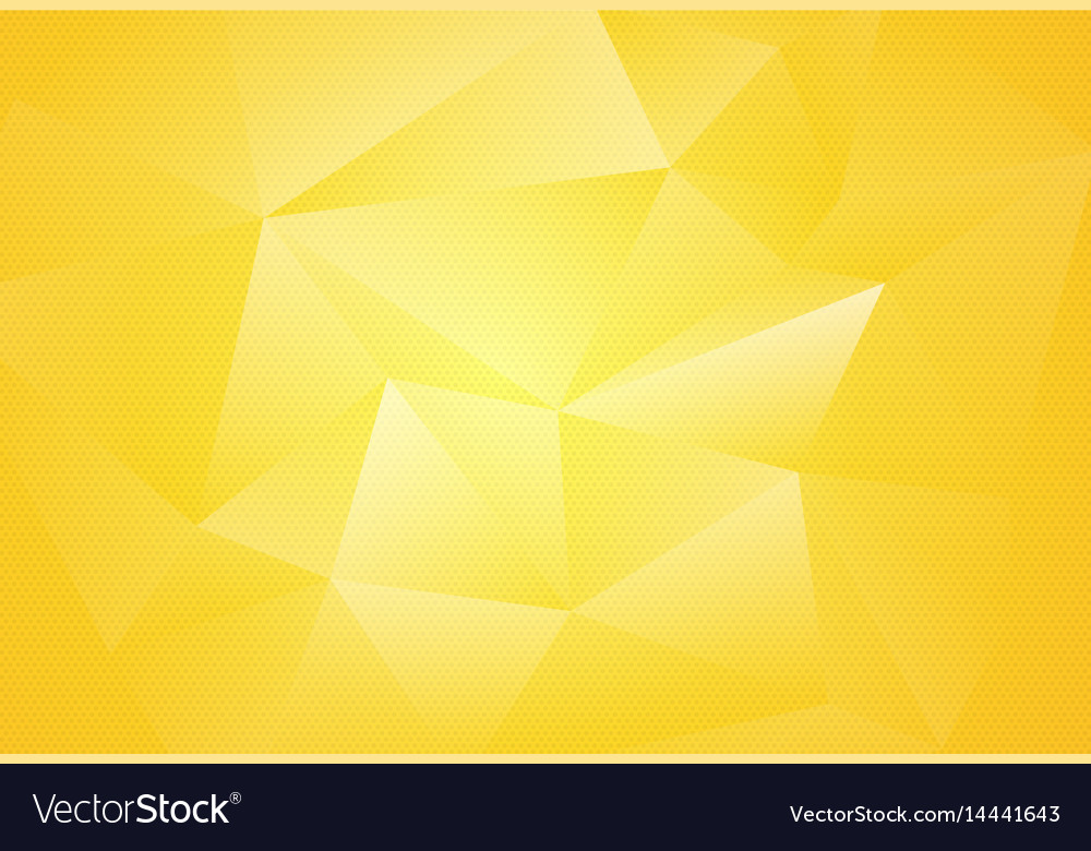 Abstract polygonal background for site brochure