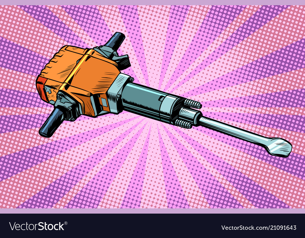 Jackhammer working tool