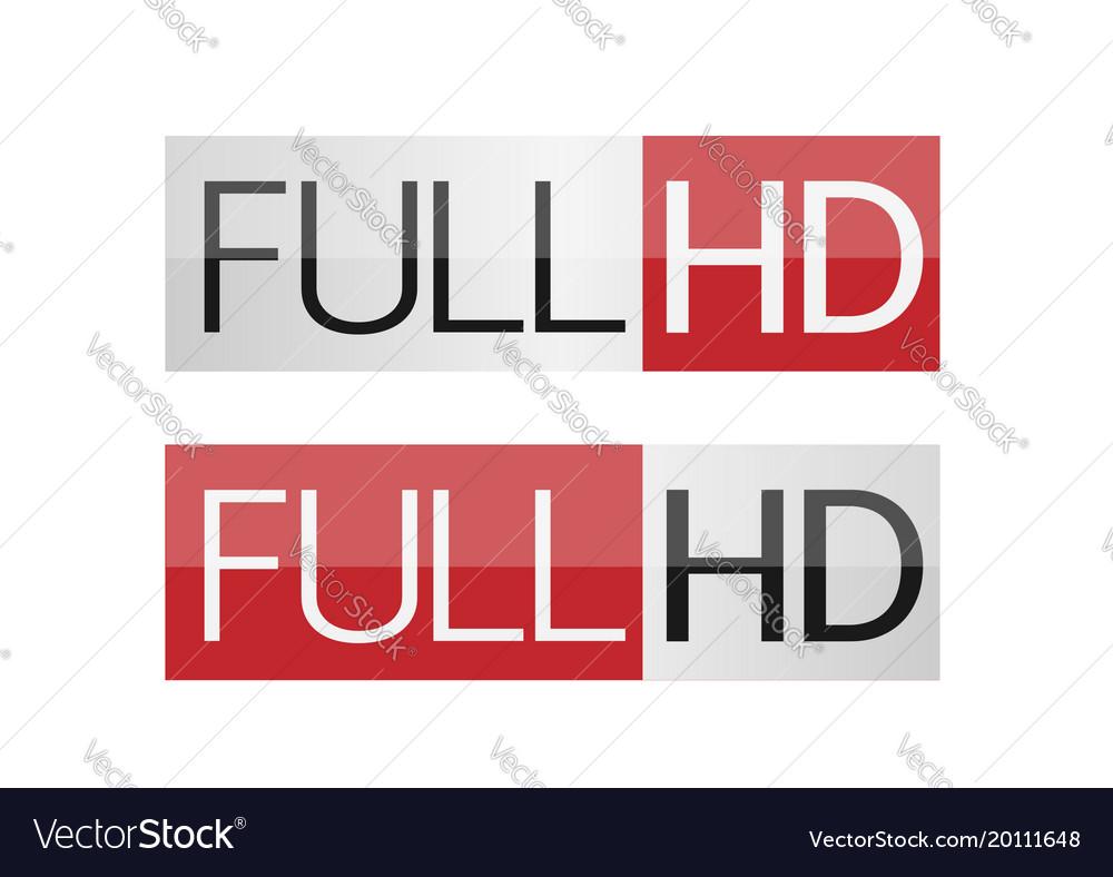 Full hd labels