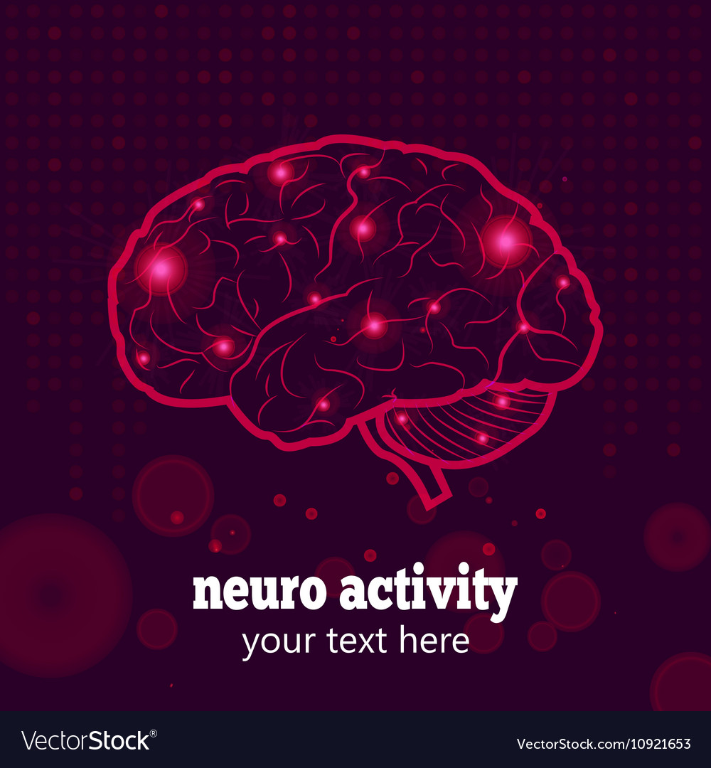 Human brain neural activity