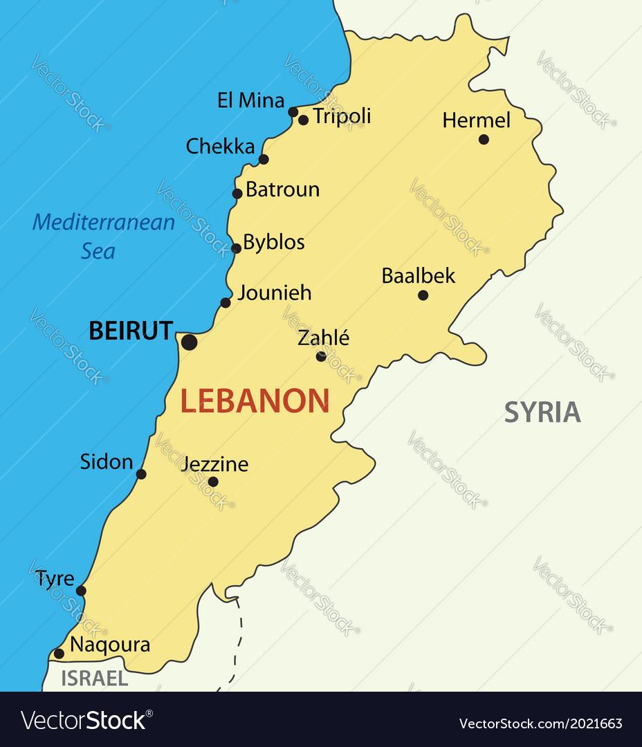 Lebanese Republic - Lebanon - map on qatar map, united arab map, eastern mediterranean map, france map, egypt map, jordan map, israel map, dominican republic map, persian gulf map, asia map, italy map, jerusalem map, mediterranean sea map, cyprus on map, mideast map, holy land map, iraq map, turkey map, syria map, saudi arabia map,