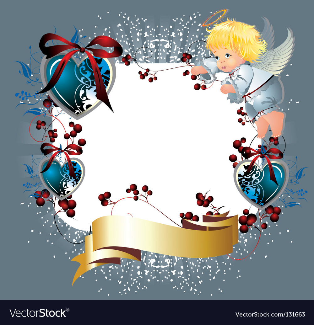 Valentines Day Elements Royalty Free Vector Image
