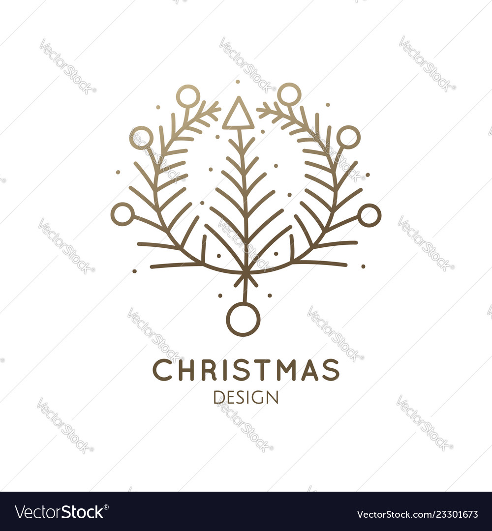 Christmas abstract wearth