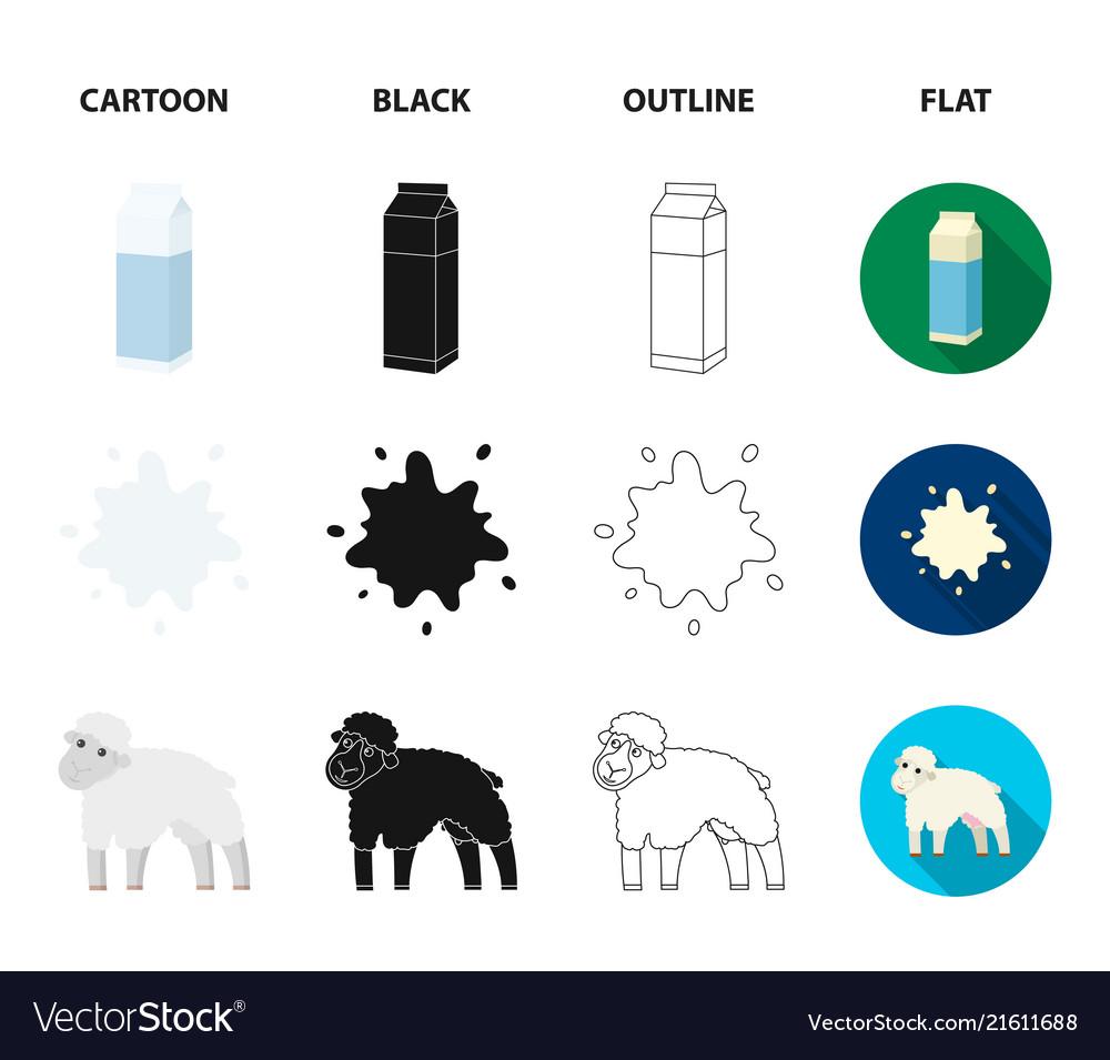 Billet pack sheepblue canistermoloko set