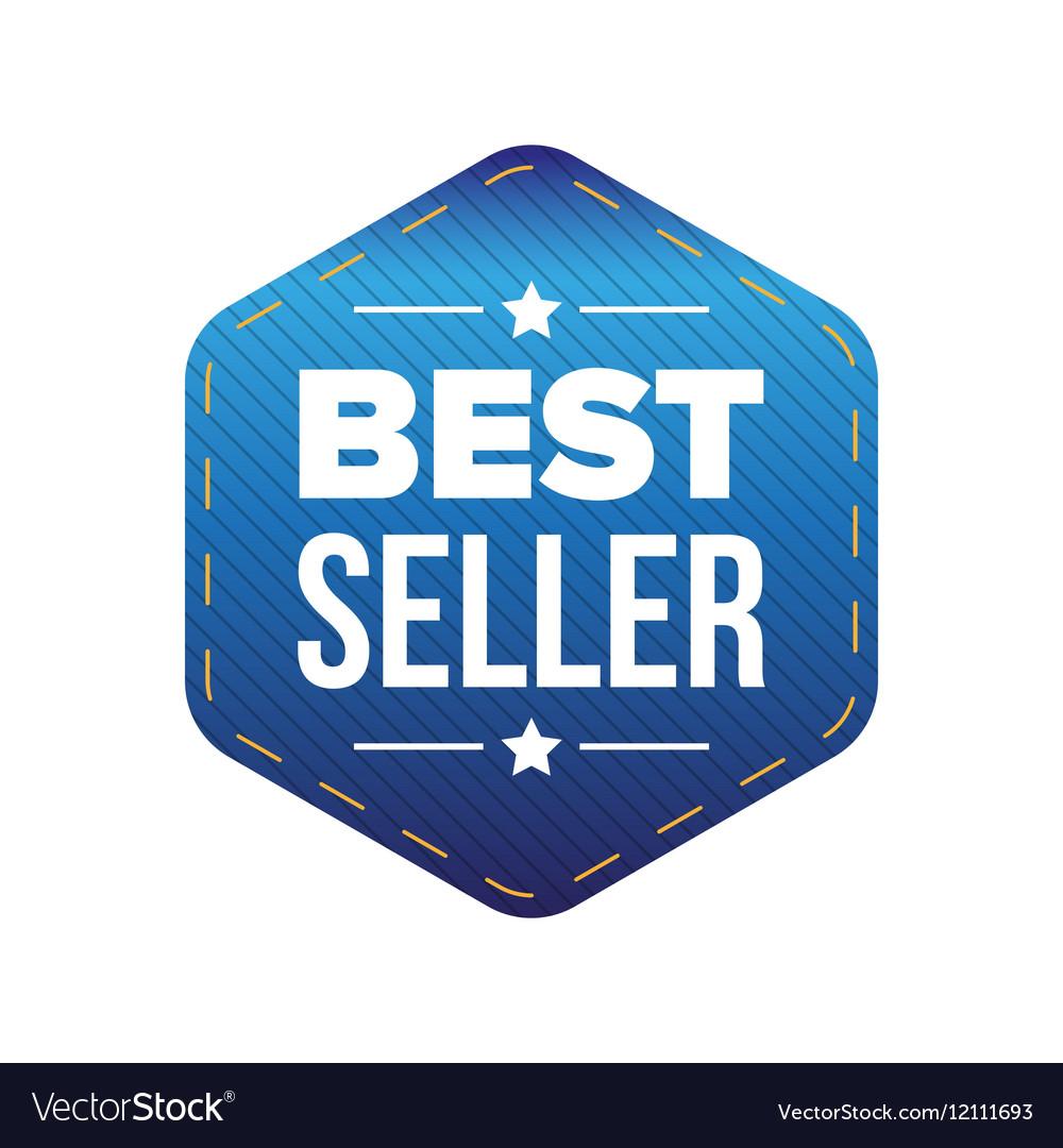 Best Seller blue patch
