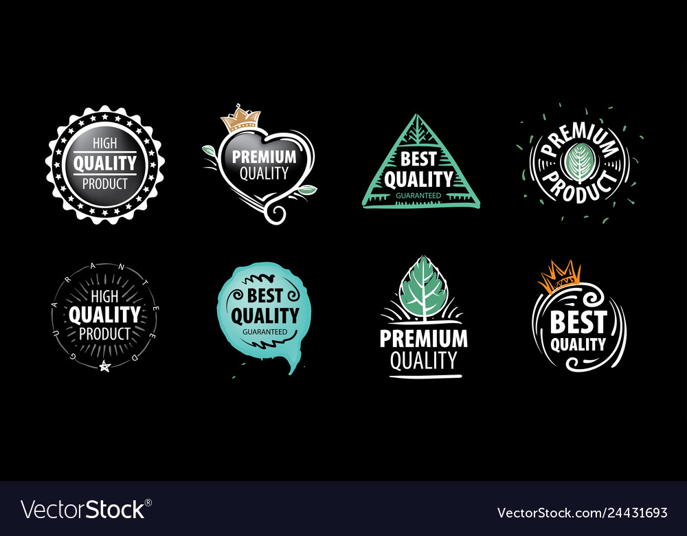 Mark best quality product