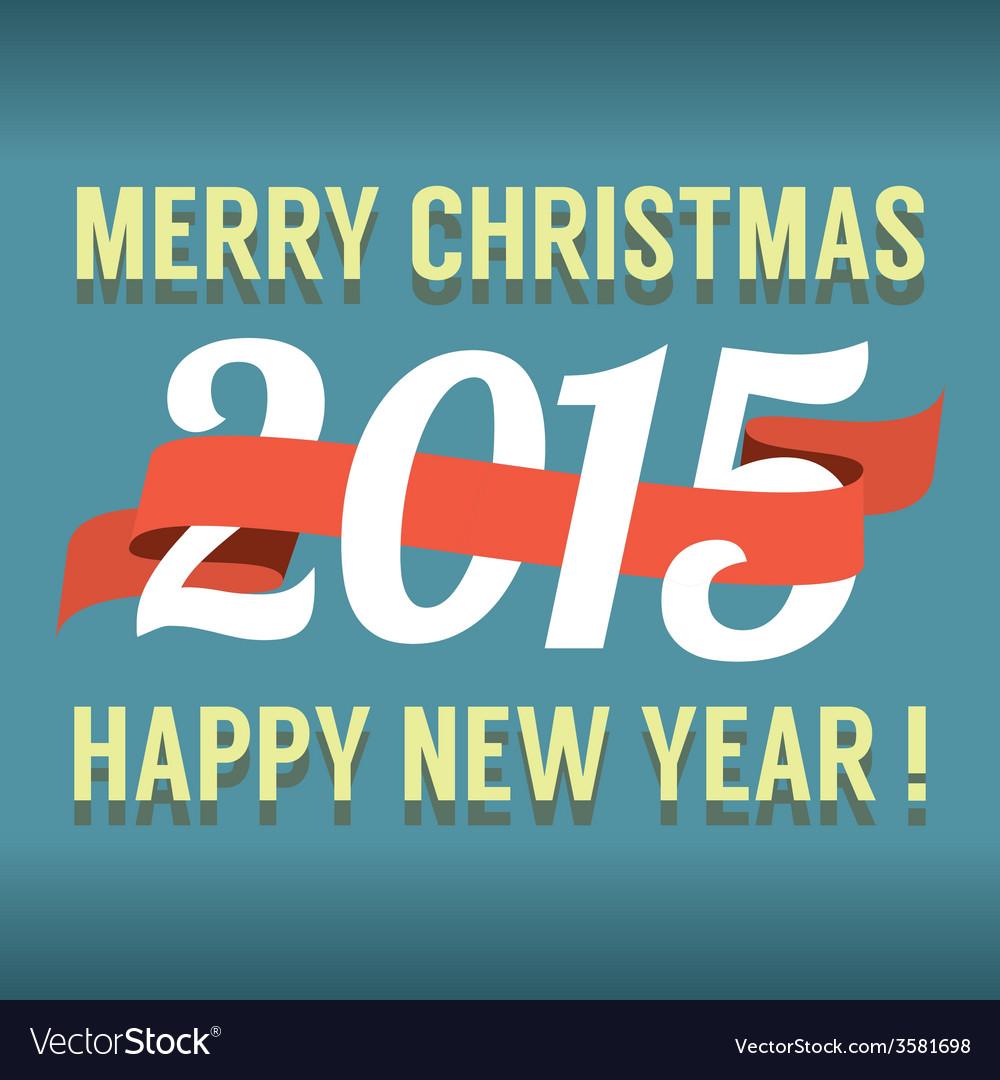 2015 Vintage New Year Calendar