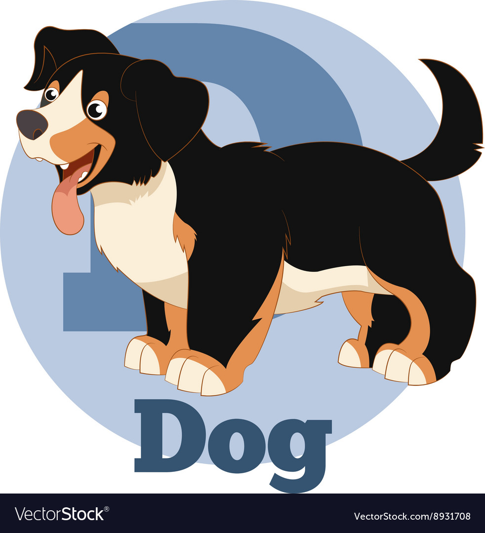 ABC Cartoon Dog2