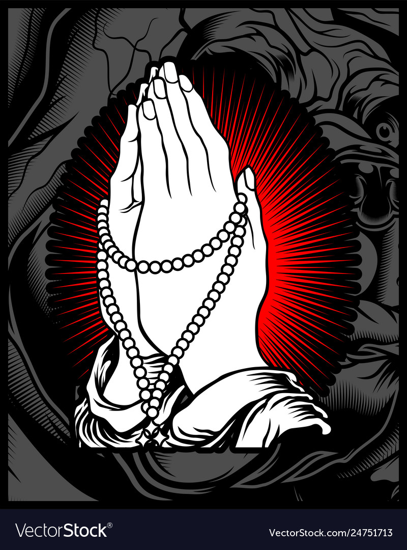 Hand pray