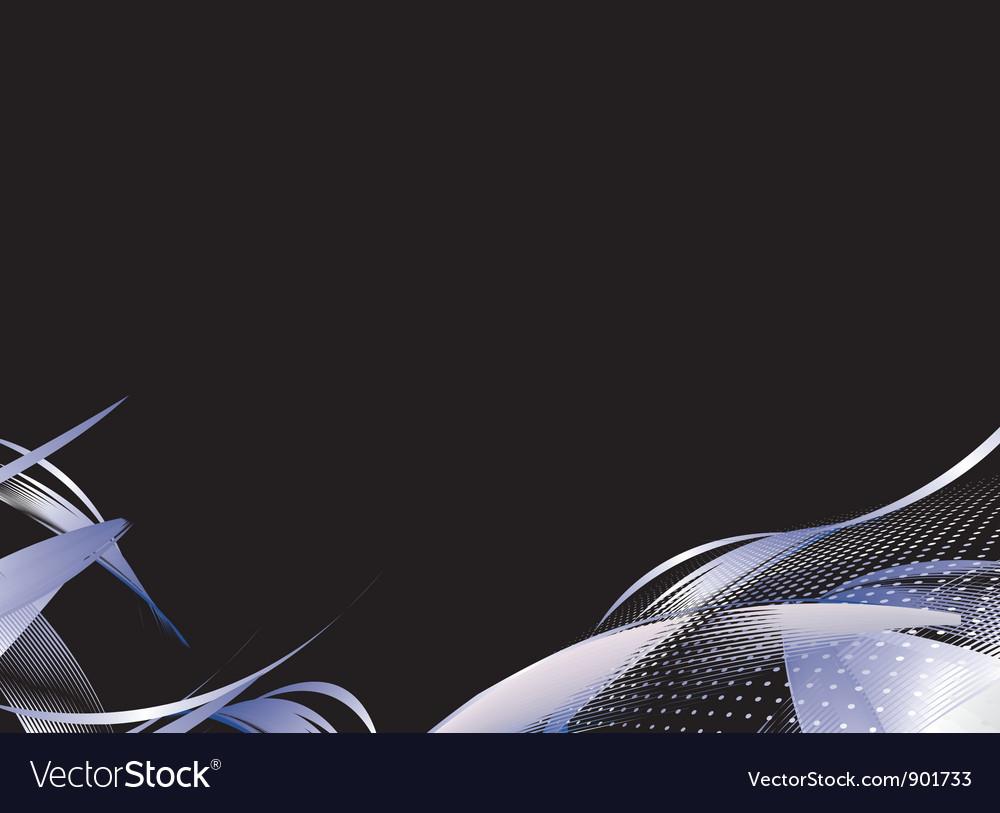 Black tech background