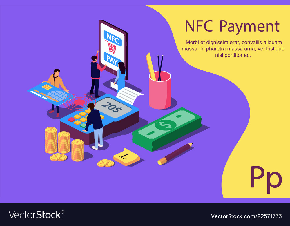 Concept online and mobile payments for web page