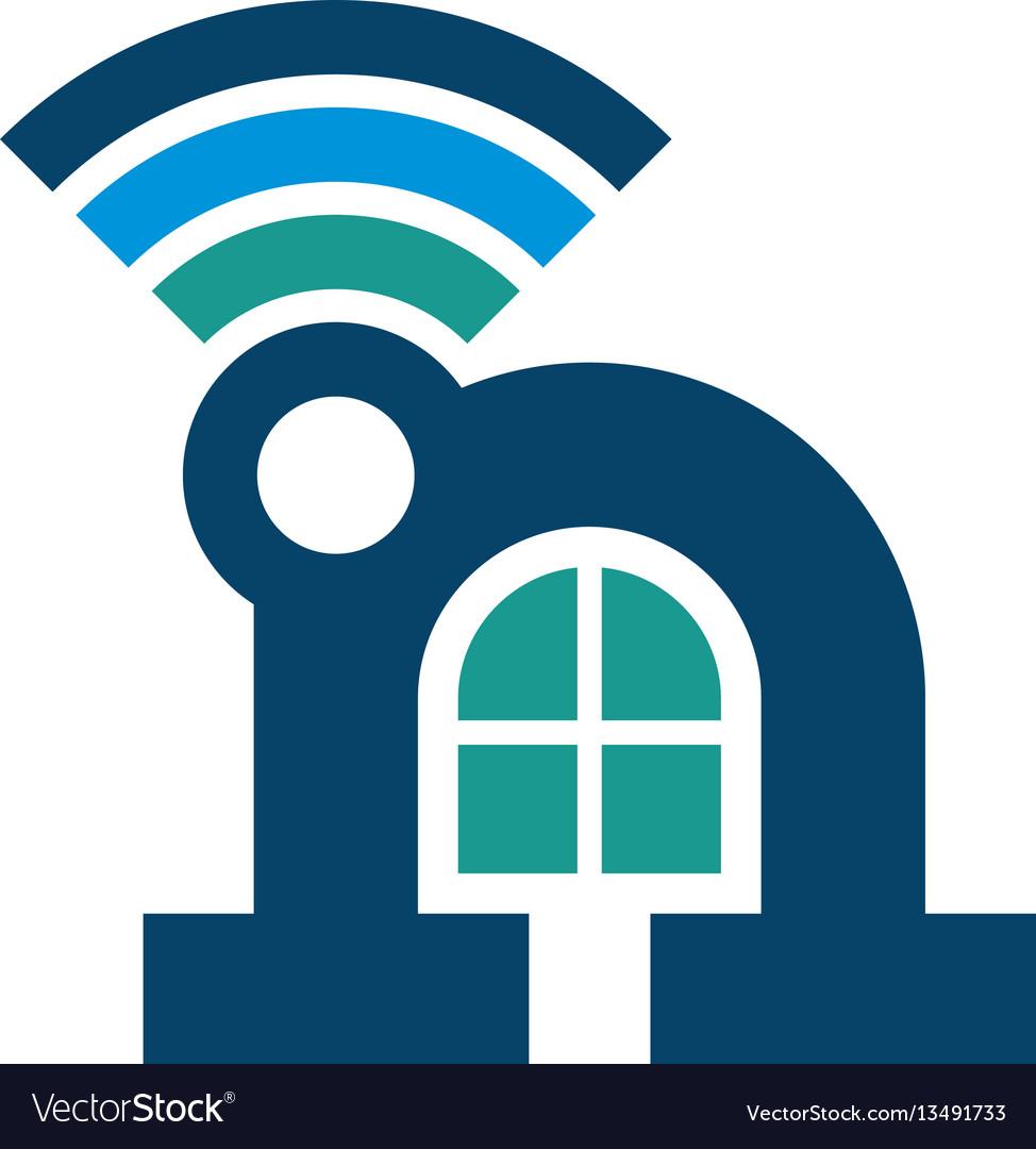 Home wireless logo