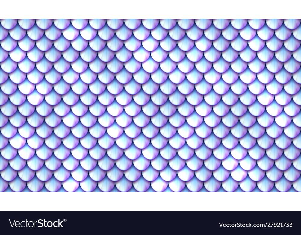 Mermaid scales pattern