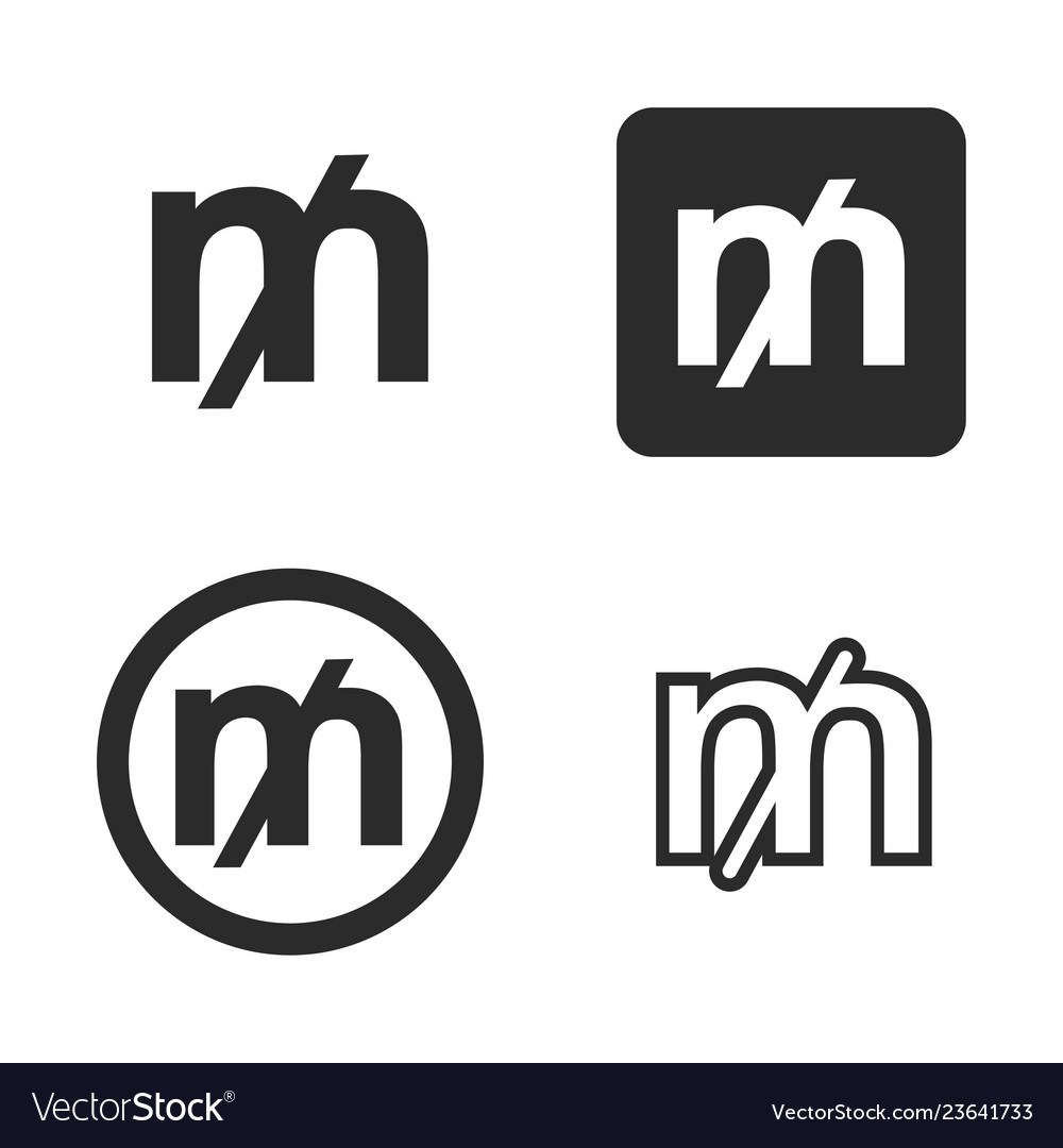 Mill currency symbol set