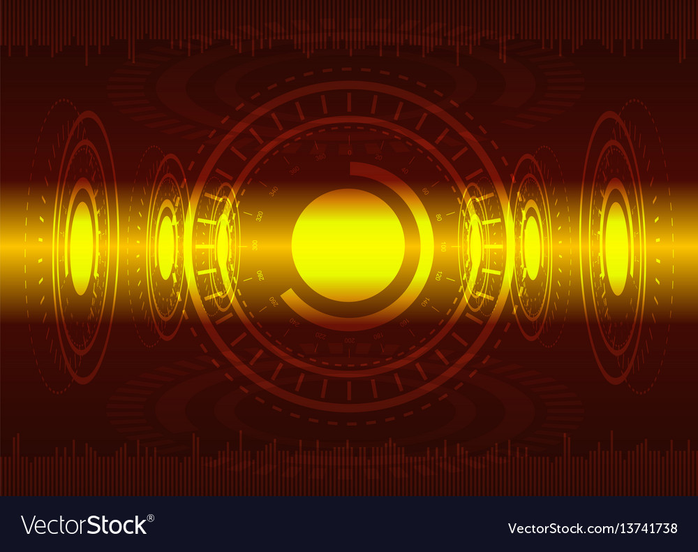 Abstract digital technology color background