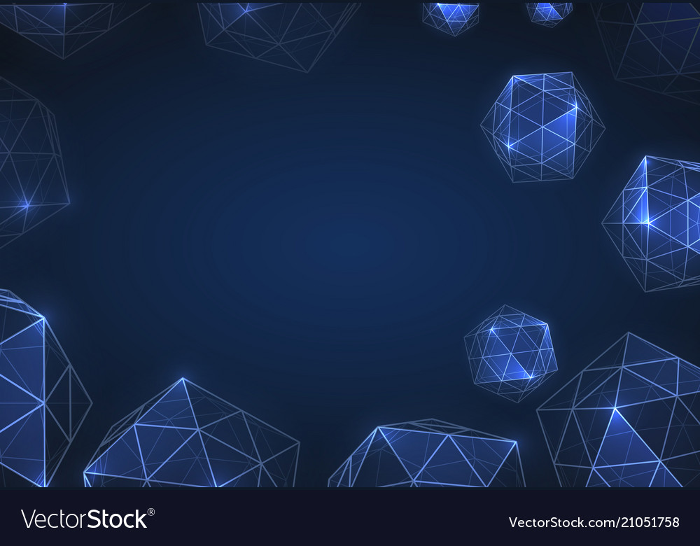 Geometric forms of diamonds space technologies