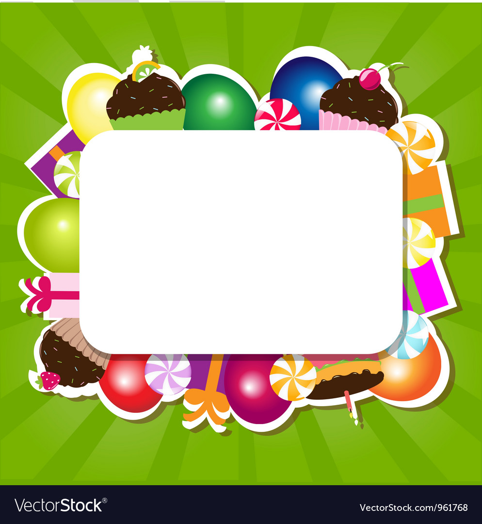 Confectionery Frame