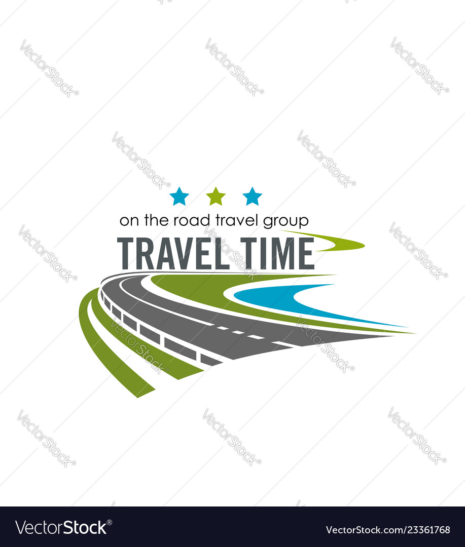 Label for travel company