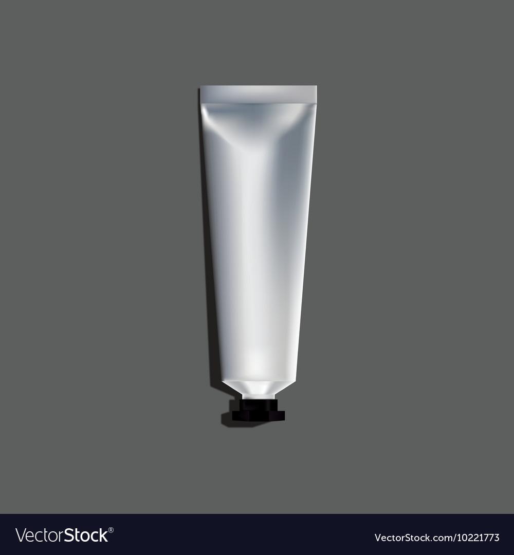 Metal tube packaging