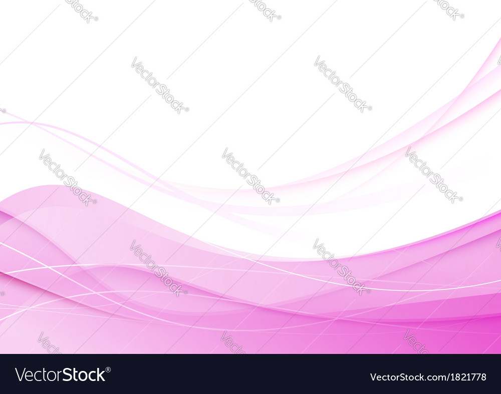 Abstract transparent beautiful wedding background vector image