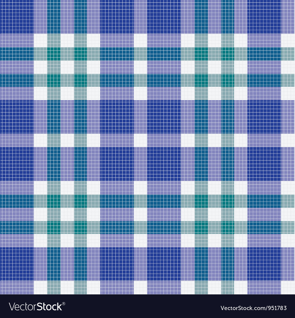 Color fabric plaid Seamless