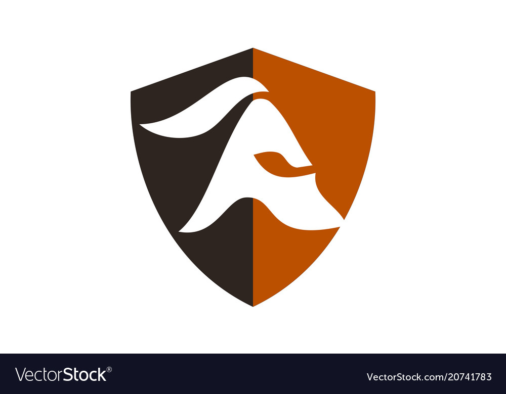 Spartan warrior logo design template