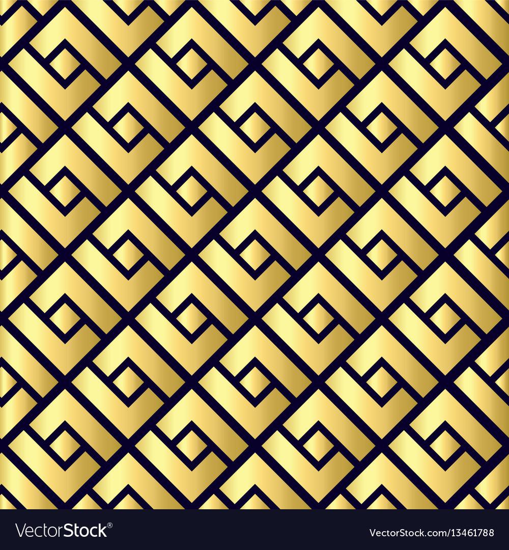 Abstract geometric seamless pattern chinese
