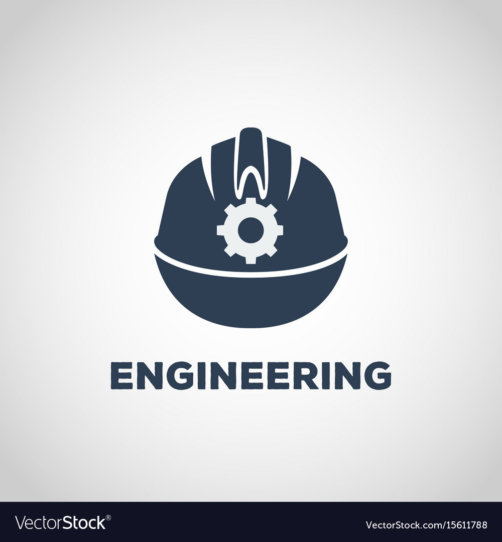 Engineering logo icon design
