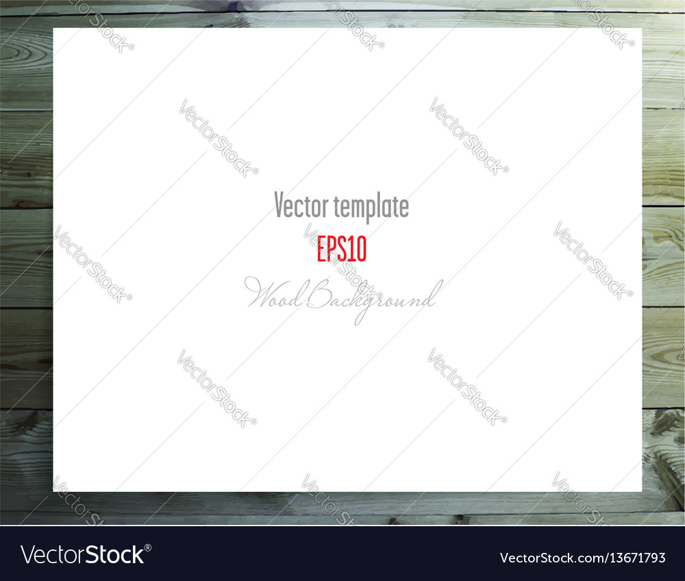 White label vector image
