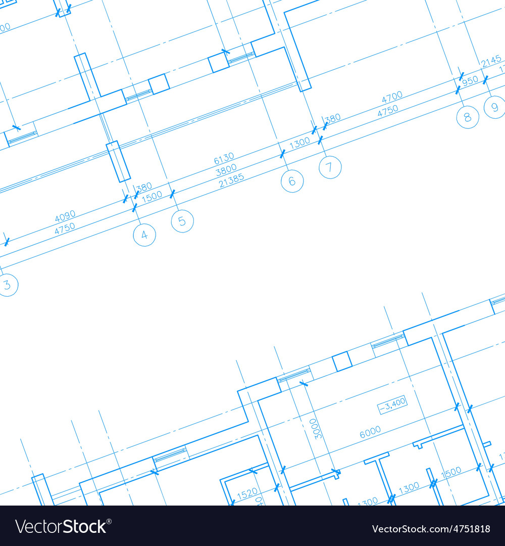 Architecture blueprint background royalty free vector image architecture blueprint background vector image malvernweather Gallery