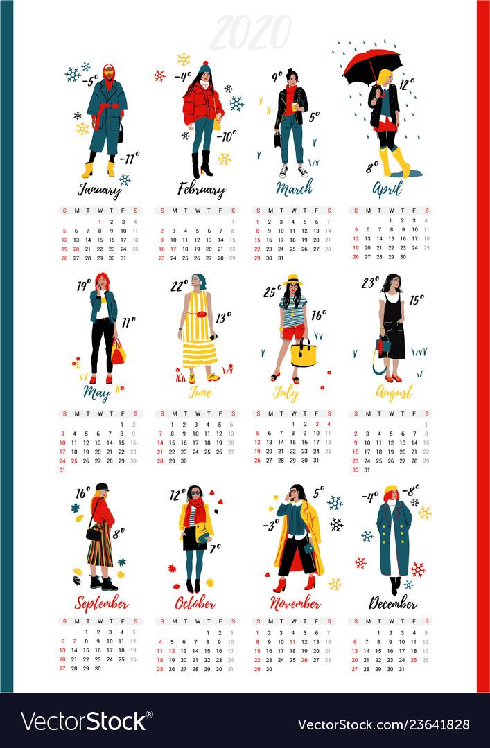 Twelve young women or girls wearing stylish