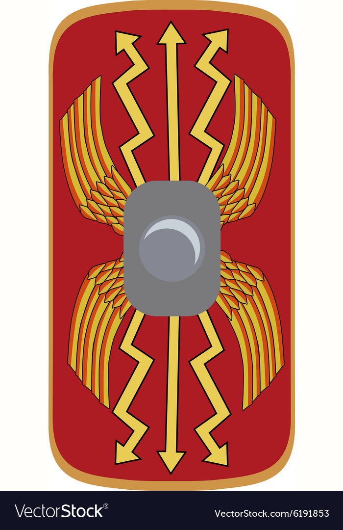 Legionary shield