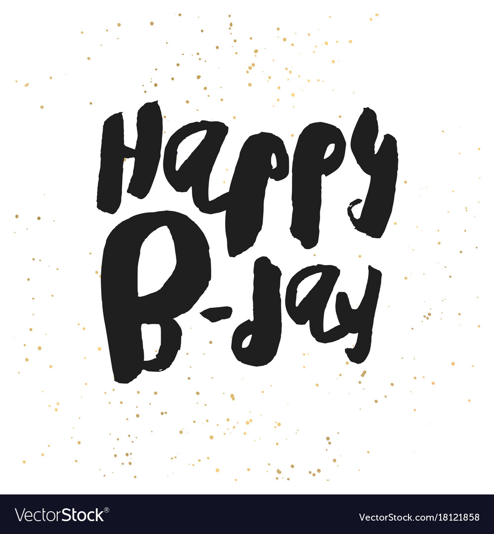 Creative happy birthday card template