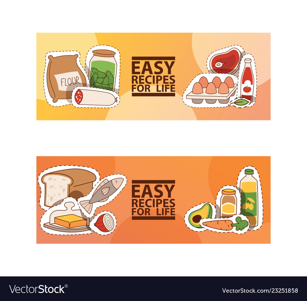 Food and cooking easy recipes