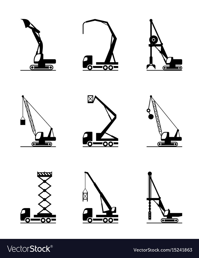 High-rise construction machinery