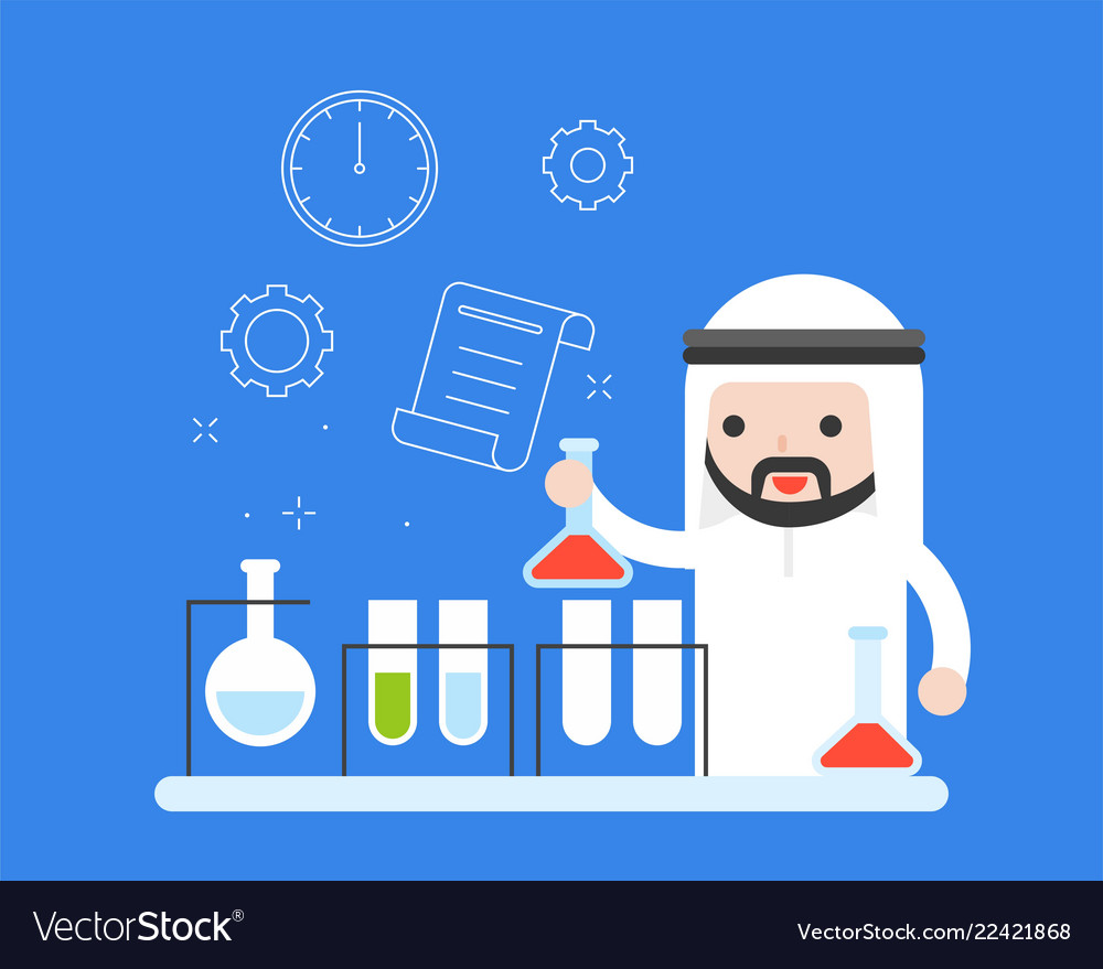 Arab teacher or arab businessman experiment