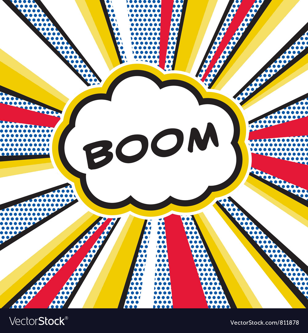 BOOM Pop Art Explosion