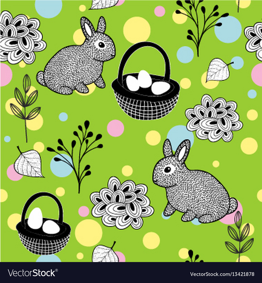 Wallpaper for the easter holiday
